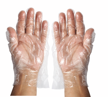 Polyethylene Food Service Gloves