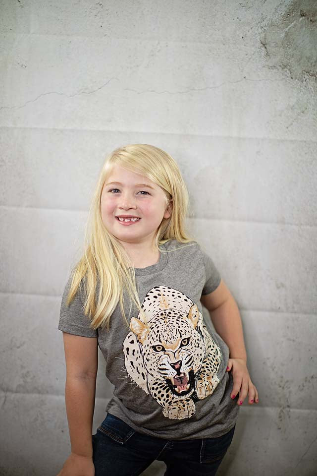 Kid's Leo the Leopard