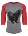 Harry the Rooster Raglan
