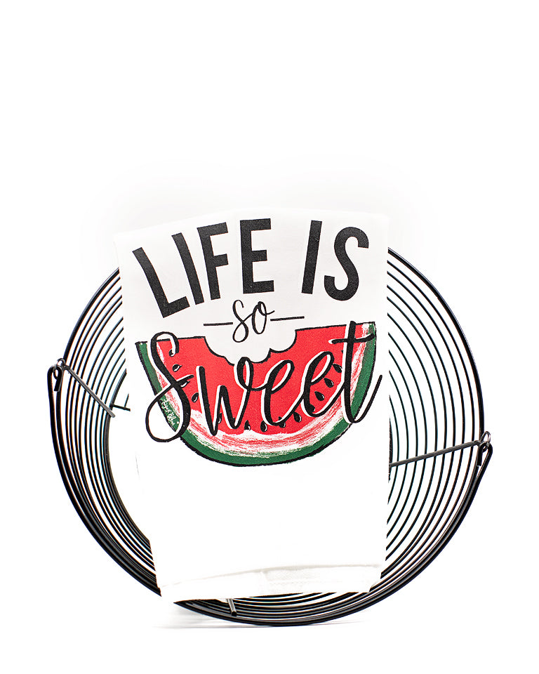 Life is so SWEET! Watermelon