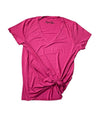 Fuchsia Basic Tees- Pack of 6