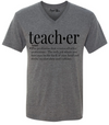 Webster Teacher Tee