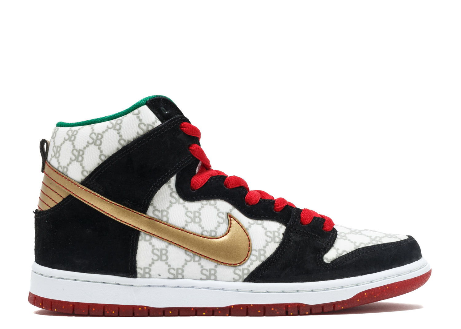 "Nike Dunk High Premium SB ""Black Sheep Paid In Full"""