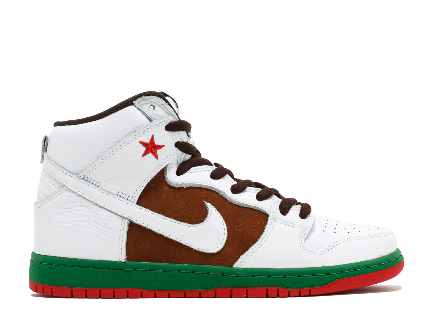 "Nike Dunk High Premium SB ""Cali"""