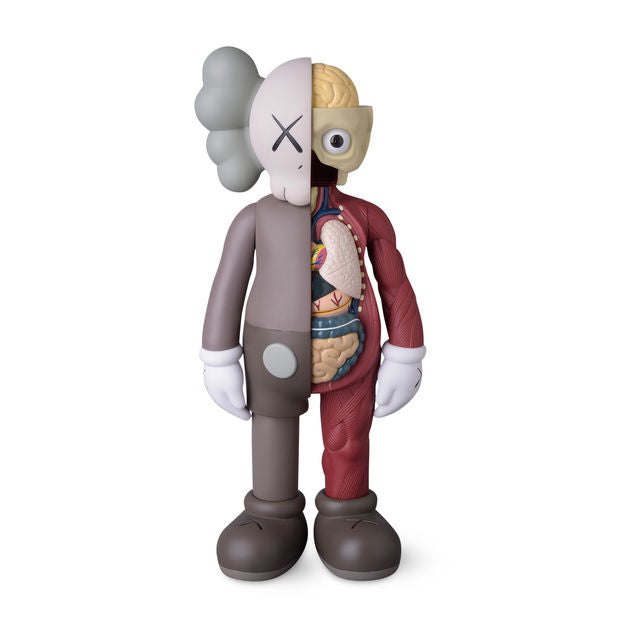 KAWS Companion Flayed 2017 - Brown