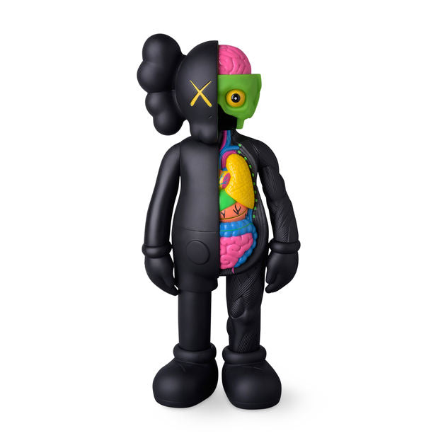 KAWS Companion Flayed 2017 - Black
