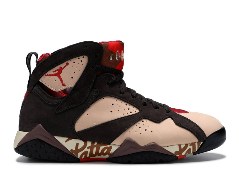 Air Jordan 7 Retro x Patta OG SP 'Shimmer'