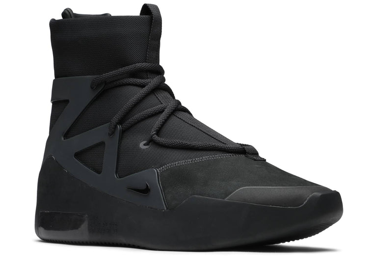"Nike Air ""Fear of God 1"" - Triple Black"
