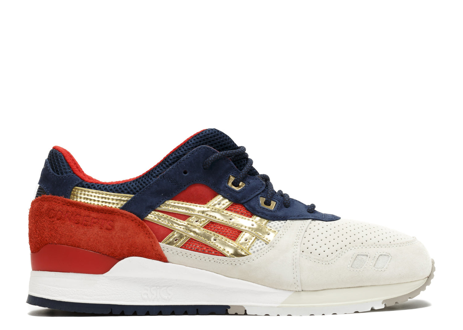 "Asics GEL-LYTE 3 25th Anniversary x Concepts ""Boston Tea Party"""