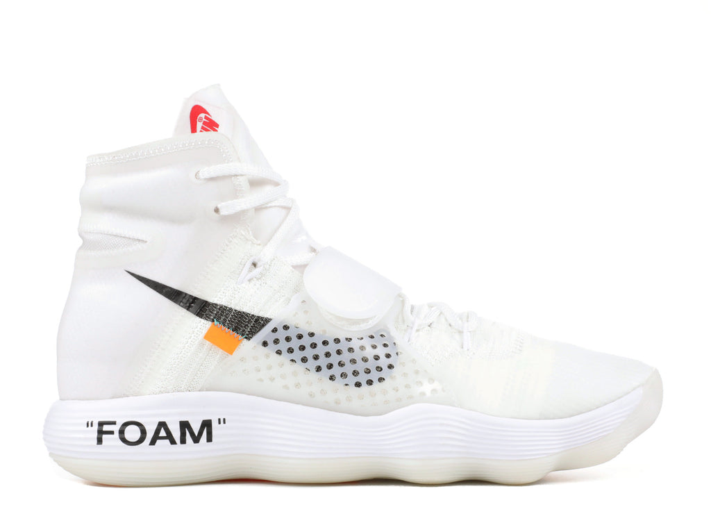 "Nike Air Hyperdunk Flynit ""OFF-WHITE"""