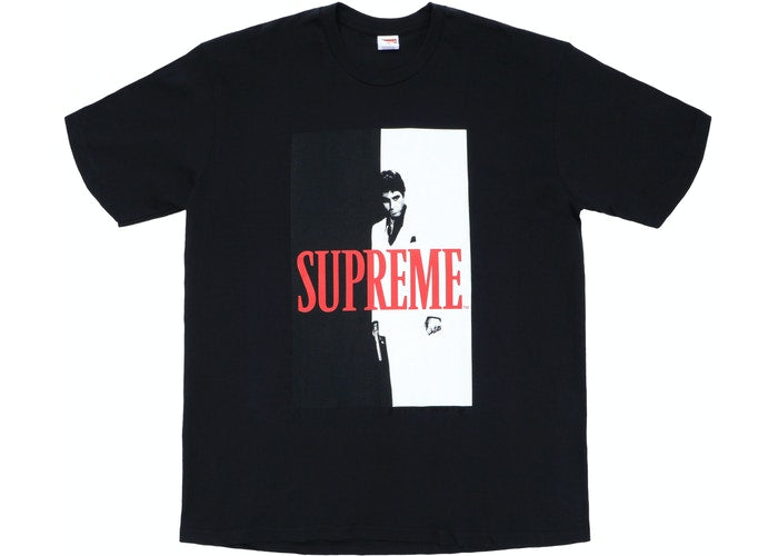 Supreme Scarface Split Tee