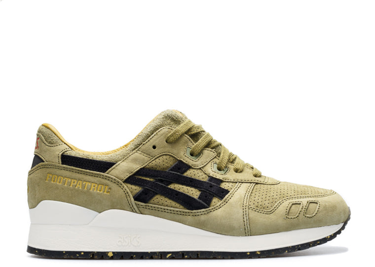 Asics GEL-LYTE 3 25th Anniversary x Footpatrol