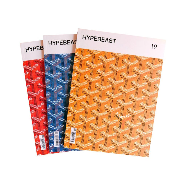 HYPEBEAST Magazine Issue 19 Temporal Pack