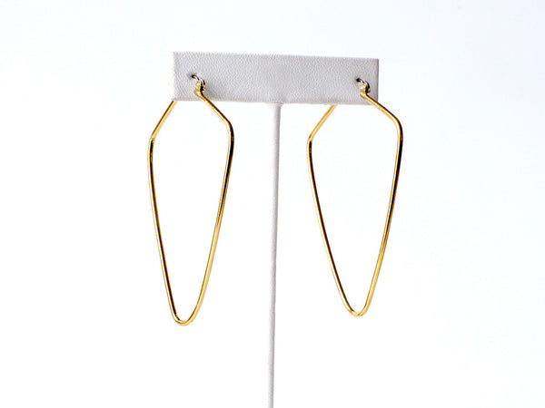 Jody hoop earrings