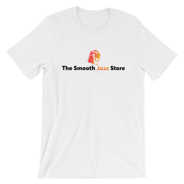 The Smooth Jazz Store - Short-Sleeve Unisex T-Shirt (SJS Exclusive)