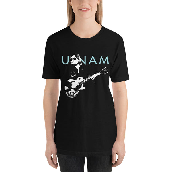 U-Nam Blue Logo -Short-Sleeve Unisex T-Shirt (SJS Exclusive)