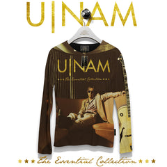 U-Nam - The Essential Collection - Autographed Digipack CD + Signed Postcard