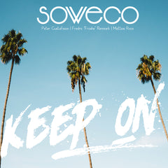 Soweco - Keep On - Digipack CD