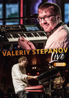 Valeriy Stepanov - Live (2017) DVD - All Regions