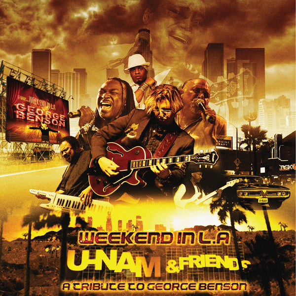 U-Nam - Weekend in L.A (A tribute to George Benson) [Deluxe Edition] - CD Quality (16bit/44.1K) WAV Files (SJS Exclusive)