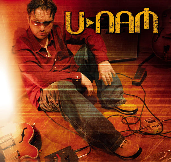U-Nam - The Past Builds The Future - Limited European Edition Autographed CD