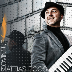Mattias Roos - Movin' Up - Digipack CD