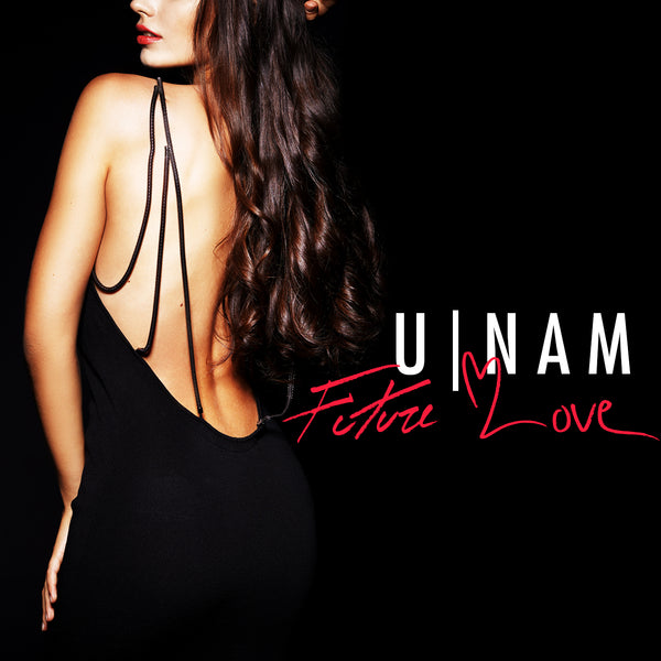 U-Nam - Future Love - Autographed Digipack CD (SJS Exclusive)