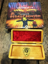 GEORGE BENSON TRIBUTE EDITION/HANDCRAFTED CUSTON GUITAR PICK CASES /U-Nam Pick Cases/Made In USA/BLONDE