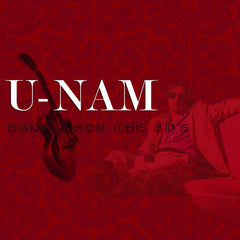 U-Nam - Back From The 80's - Autographed CD - Very Limited Quantity