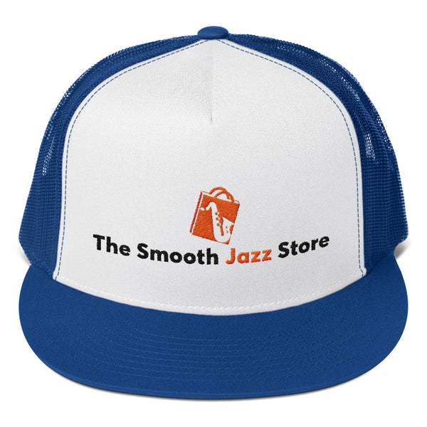 The Smooth Jazz Store - Classic Trucker Cap - 3 Colors Available