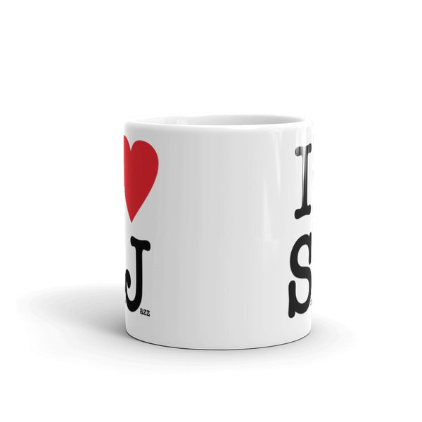 I Love Smooth Jazz - Mug (SJS Exclusive)