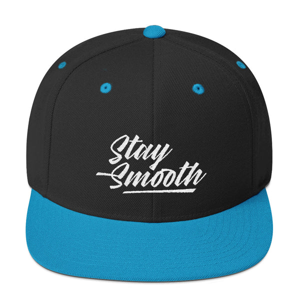 Stay Smooth - Snapback Hat (SJS Exclusive) - 4 Colors Available