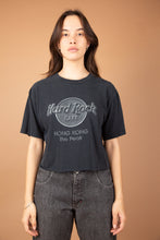 Load image into Gallery viewer, Model wearing Hard Rock Tee, magichollow