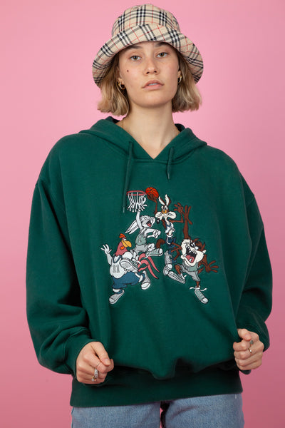 Looney Tunes Hooded Sweater