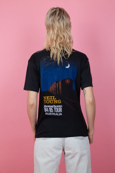 84/85 Neil Young Tour Tee