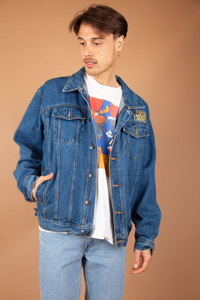 Grand Casino Denim Jacket