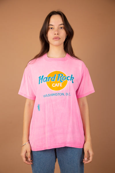 Save The Planet Hard Rock Cafe Tee