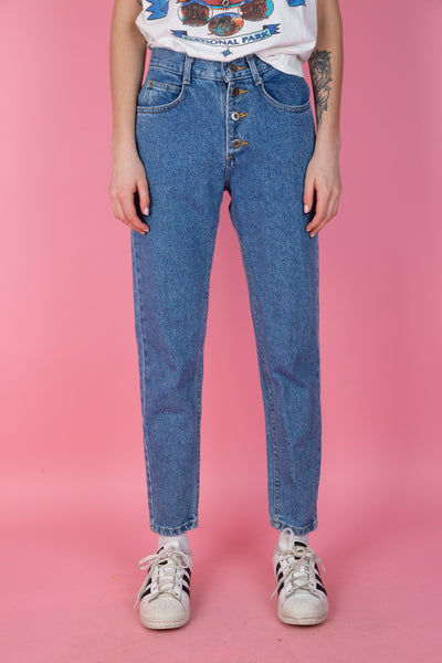 Lee Button-up Jeans