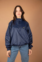 Load image into Gallery viewer, Navy Lacoste pullover jacket, magichollow