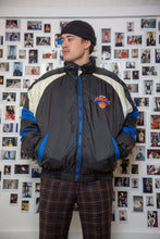 Load image into Gallery viewer, Knicks Puffer Jacket
