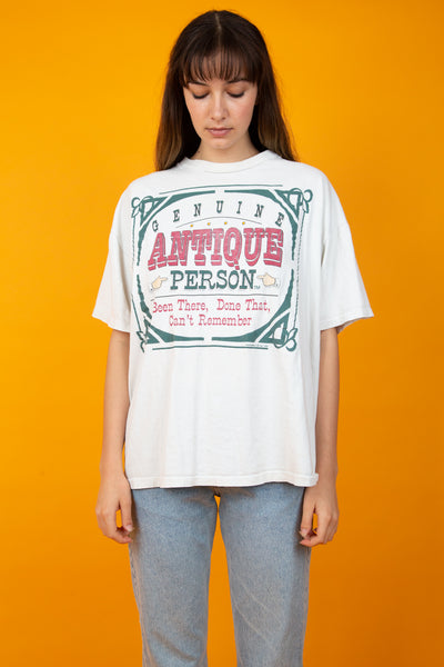 1993 Antique Person Tee