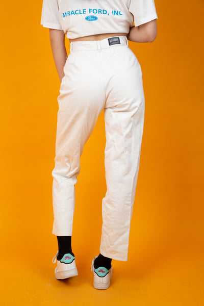 Funky 'Rough Rider' Circle-T Jeans