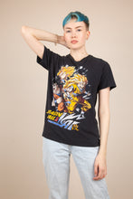 Load image into Gallery viewer, model wearing DBZ tee, magichollow