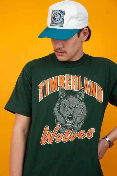 Timberlands Wolves Tee