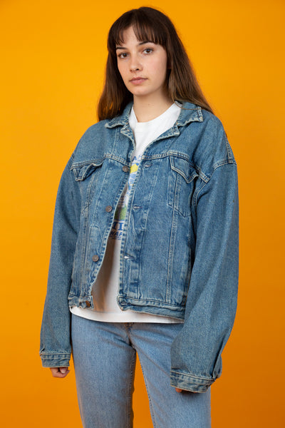Gap Oversized Denim Jacket