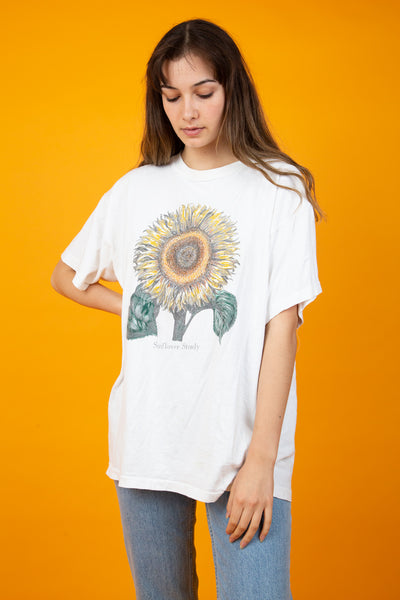 Frances Sunflower Tee