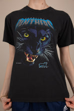 Load image into Gallery viewer, Model wearing Panthers tee, magichollow
