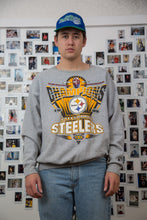 Load image into Gallery viewer, 1995 Pittsburgh Steelers Sweater