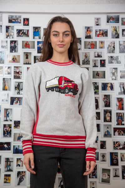 Kenworth Truck Sweater