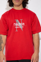Load image into Gallery viewer, bootleg nautica tee. 90s vintage. magichollow.